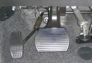 Inversion de pédale mécanique-G